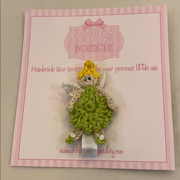 New fairy hair clip TODAY ONLY - BOGO FREE